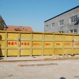 天津玻璃钢酸洗槽请选黄骅恒业兴科厂家定做