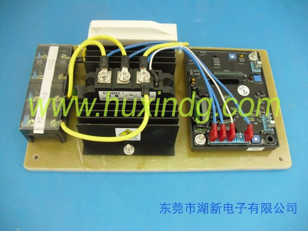 30-75kw上海革新发电机兰州电机avr电压调节器