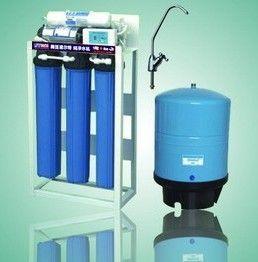经济版400加仑柜式商用纯水机/商用净水机