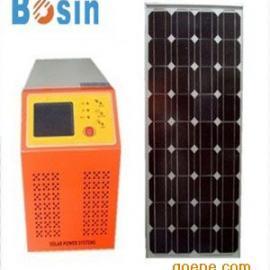 太阳能发电系统 发电机 太阳能小系统 家庭太阳能发电设备