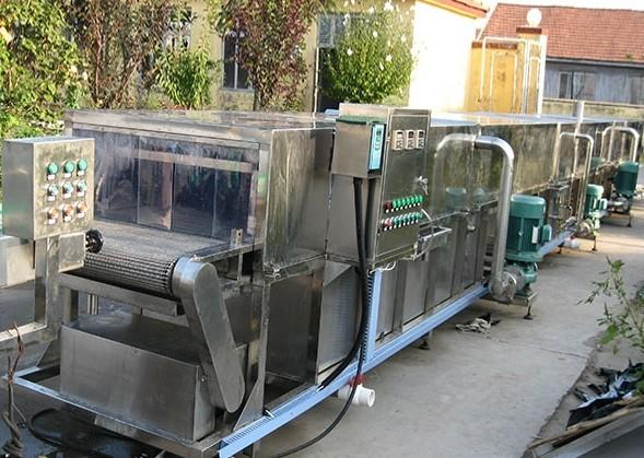 黄豆蒸煮机诸城天翔食品机械专业制造304不锈钢材质