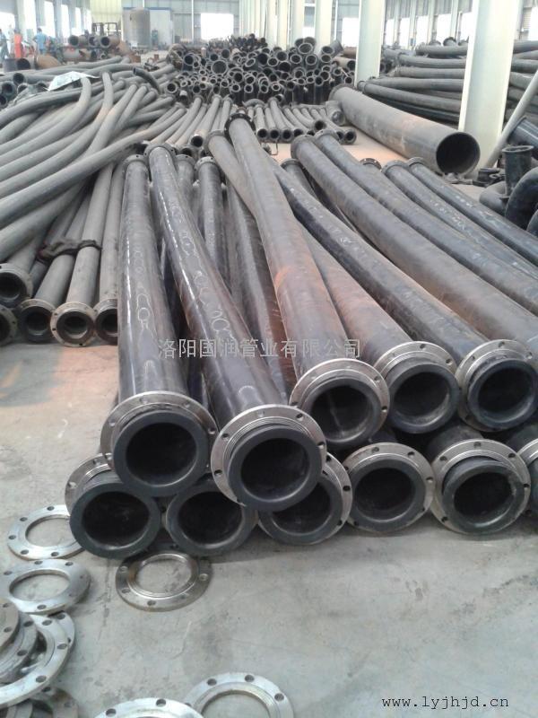 超高分子量聚乙烯耐磨塑料管标准规格