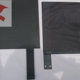 钛阳极的一般应用规格