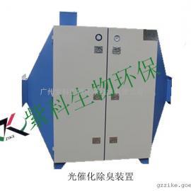 印刷厂油墨废气处理