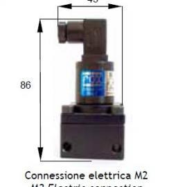 W31/M2意大利进口真空压力开关