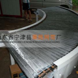 宁津乘胜网带公司供应饼干线180度转弯机