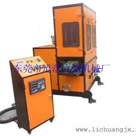 输送式三砂自动水磨拉丝机LC-ZL615-3