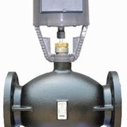西门子电动温控阀-温度调节阀