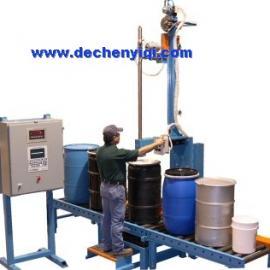 化工液体大桶称重灌装机200升量程