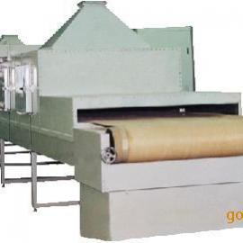 隧道式盐h鸡微波杀菌机|盐h鸡微波杀菌设备生产厂家价格