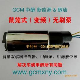 山捷GCM新能源汽�甲醇鼠�\式��l�o刷燃油泵
