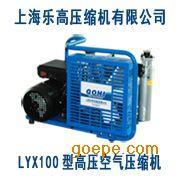 LYX100迷你型潜水呼吸高压空气压缩机最低价