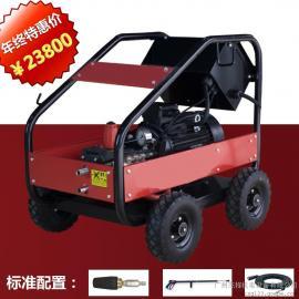 广州高压水流清洗机出售,电驱动高压清洗机低价出售