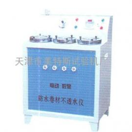 电动防水卷材不透水仪 型号