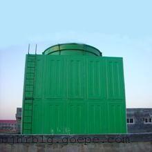 北京横流式玻璃钢冷却塔