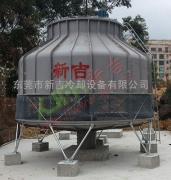 圆形玻璃钢冷却塔选型/冷却塔噪音治理