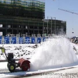 立联滚刷扫雪机