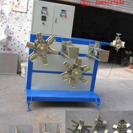 双工位全自动计米收卷机