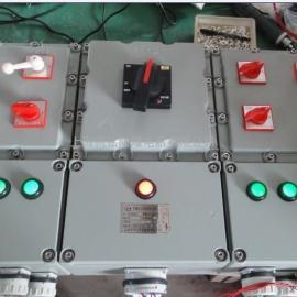 202材质-bxk防爆钢板控制箱