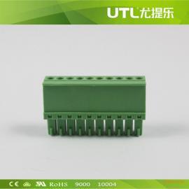 MA1.5/VR3.50(3.81) 工业插拔式接线端子