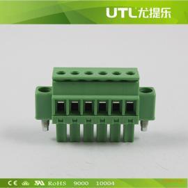 MA1.5/VRF3.5(3.81) 栅栏式插拔式接线端子