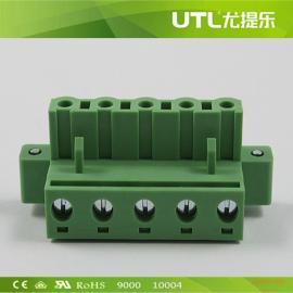 MA2.5/HF7.62 PCB印刷电路板插拔式接线端子