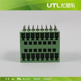 MB1.5/V3.5(3.81)PCB插拔式铜接线端子