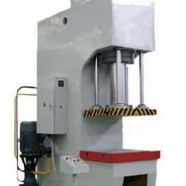 可定做滕州单臂/单柱液压机生产厂家100吨液压机