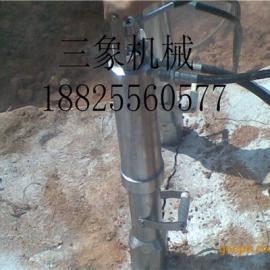 玉石开采液压劈裂机