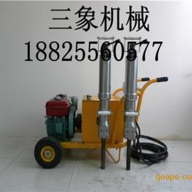 新疆玉石开采专用劈裂机价格