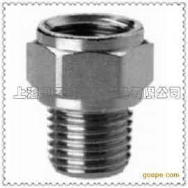 内外螺纹转接头 不锈钢接头 R3/4 KXS04-06