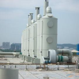 惠州喷淋塔废气净化装置