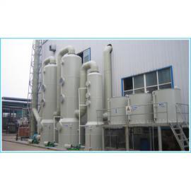 惠州电镀酸雾废气净化设备-PP喷淋塔