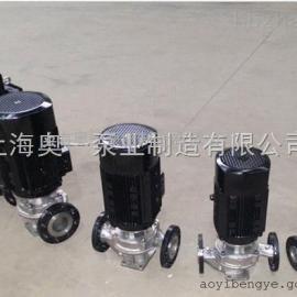 IHG100-160立式不锈钢离心泵