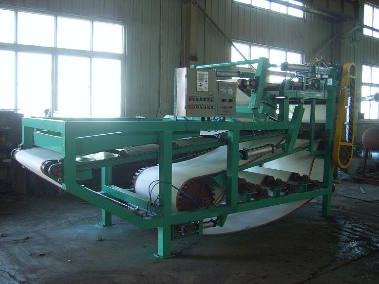 供应奥丰双网(三网)带式压滤机污泥处理设备