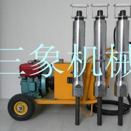 新疆玉石开采专用液压分裂机 液压劈裂机