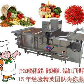 多功能洗菜机、供应商臭氧洗菜机价格、生产线洗菜机