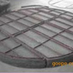 钛丝丝网除沫器 钛丝除雾器―安平县华莱