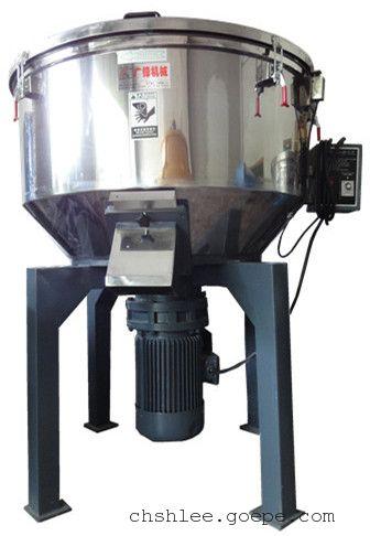 供应东莞大朗塑料混色机破碎机塑料辅机设备厂