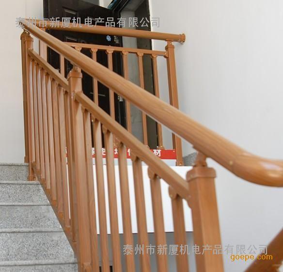 太仓楼梯扶手厂家,消防楼梯栏杆定做