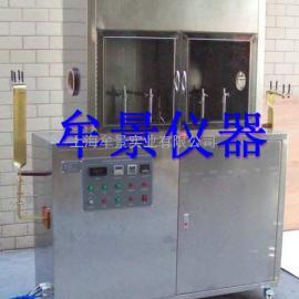 上海权威MU3077煤矿电缆负载条件下燃烧试验机