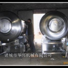 山东华邦HB-1600L大型真空滚揉机
