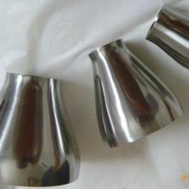 供应304卫生级不锈钢大小头 焊接异径管