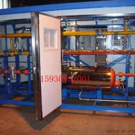 CNG循环热水加热调压装置