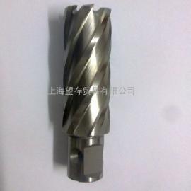 空心钻头 高速钢通用柄 切深35mm