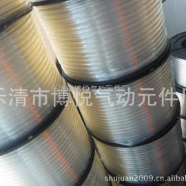 PU透明塑料胶管一卷200M颜色供选PU6*4