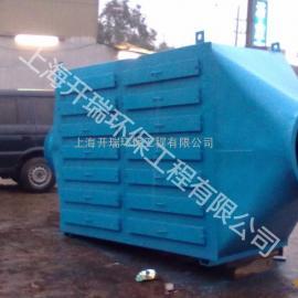 活性炭吸附塔  有机废气成套处理设备 废气活性炭吸附塔