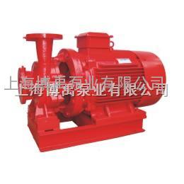 XBD-W卧式单级单吸消防管道泵