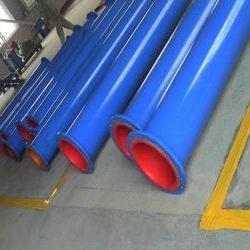 洗煤厂专用衬胶耐磨管