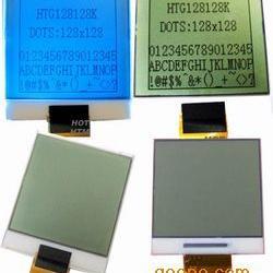128128仪器仪表LCD显示屏